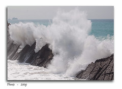 CANALLAVE 2009-05-09. 052 (PHENIX.) Tags: nikon nikond50 olas temporal liencres marcantabrico costaquebrada cantbria
