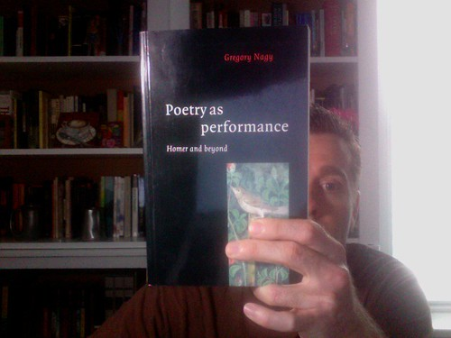 Poetry as Performance by Michael_Kelleher