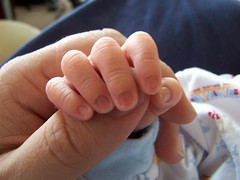 Hands (TheSki) Tags: family baby color cute art beautiful contrast digital america austin happy photography design cool hands exposure texas fuji dynamic angle artistic son divine nails photograph american newborn stunning s7000 americana popular technique lineage atx artisitic bestshot flickrhits theski davidgaiewski austinartbeautiful