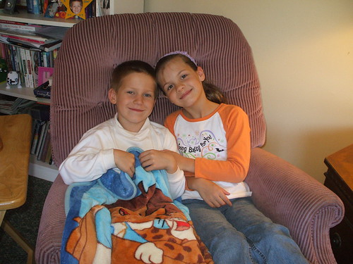 Jack & Elena--aren't they cute?