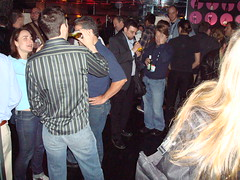 SMX networking party