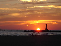 Lake Michigan Sunset (lake.sider) Tags: sunset summer fab orange sun lighthouse beach nature silhouette clouds gold peace searchthebest lifeguard lakemichigan soe xoxoxo blueribbonwinner peremarquettepark supershot 50faves instantfave muskegonmichigan flickrsbest passionphotography goldenmix mywinners anawesomeshot aplusphoto ultimateshot 200750plusfaves superbmasterpiece diamondclassphotographer flickrdiamond brillianteyejewel overtheexcellence wonderfulworldmix flickrslegend betterthangood thegardenofzen muskegonbreakwaterlighthouse