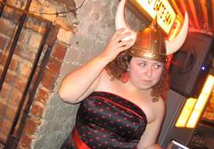 My new favorite hat (Seeking Irony) Tags: viking hejhej