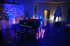 Piano (yslaise) Tags: music festival bahrain group band bin international mohammed 16th 2007 faris