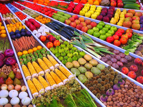 Veggie Rainbow (by ladnlins)