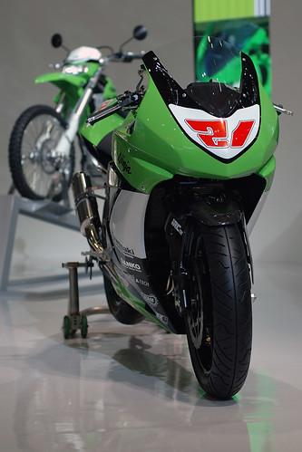 Photo kawasaki ninja 250 road - holman moody race shop pictures