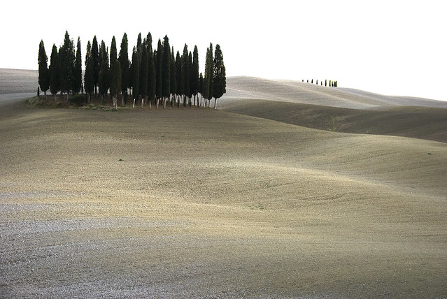 Tuscany dunes - Val D'Orcia