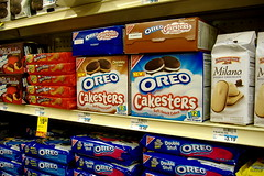 Oreo Cakesters (Scorpions and Centaurs) Tags: city trip travel autumn ohio vacation holiday fall cake lakeerie chocolate cleveland greatlakes snack treat oreo nabisco cuyahogacounty cakesters