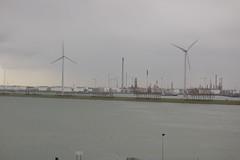 Maeslantkering, Hoek van Holland (alnus pistor) Tags: netherlands waterworks waterbarrier