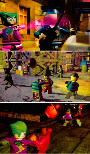 lego batman games. images of LEGO Batman game