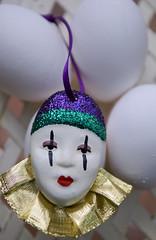 masked egg