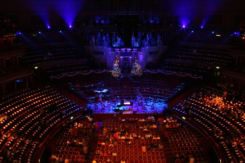 London - The Royal Albert Hall - Christmas Carols