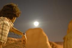 ...إليك يا قمر ... (aZ-Saudi) Tags: moon mountain interesting nikon arabic full oasis saudi arabia d200 ksa alhasa السعودية سعودي جبل الاحساء arabin القارة ِarabs