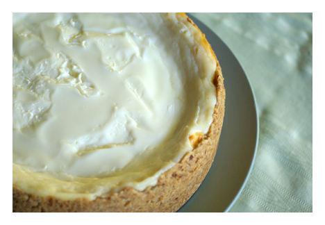 No Fail Gluten-Free Cheesecake