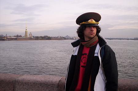 Me han dicho que en la marina rusa se liga mazo