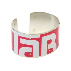 TaB Large Cuff Bracelet