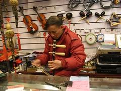 二胡 / Chinese instruments