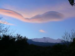 sicilia e nuvole