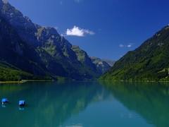 Klontalersee (mamobi) Tags: lago svizzera alpino klontal klontalersee