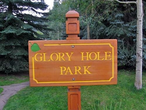 Glory hole finder