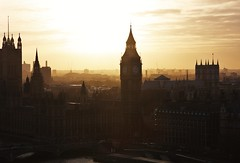 London calling (Piero Sierra) Tags: sunset london skyline dusk londoneye bigben londoncalling