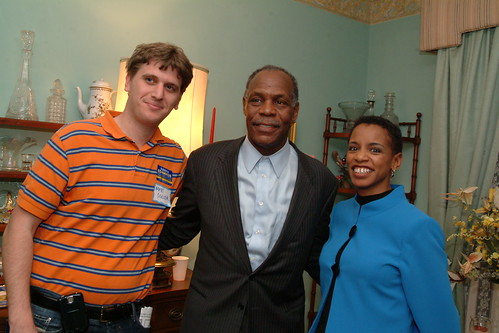 Danny Glover, Matt Stoller, Donna Edwards