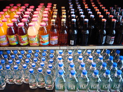 Drinks (Svadilfari) Tags: food shop fiji ma store bottles juice massachusetts beverage selection pop drinks soda rootbeer stabucks softdrink ibc fijiwater barnesandnoble thirstquencher millbury carbonatedbeverage millburyma milburymassachusetts millburymassachusetts milburymass shoppesattheblackstonevalley