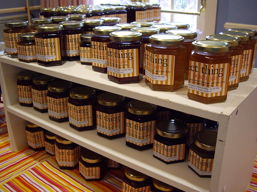 Jams and Preserves from Sweet Thing