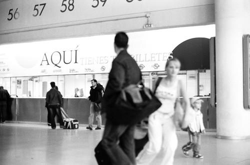 Estacion Sur De Autobuses, Madrid