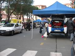 Assistenza - Rally Andora 2008