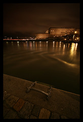 Stockholm By Night III (Calle Artmark) Tags: longexposure night stockholm royalcastle sigma1020mm canoneos400d callehglund chiiron hocal