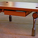 Wrench Coffee Table in Reclaimed Redwood, Pine, Steel