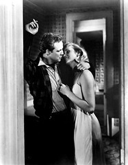 Marlon Brando and Eva Marie Saint in On the Waterfront (Rebel Without a Cause) Tags: marlonbrando evamariesaint onthewaterfront