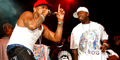 Lloyd Banks,50 cent