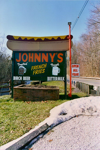 Hot Dog Johnny's!