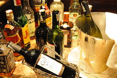 Alcohol buffet