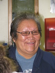 Minerva Blacksmith Speaks to SBA South Dakota Participants