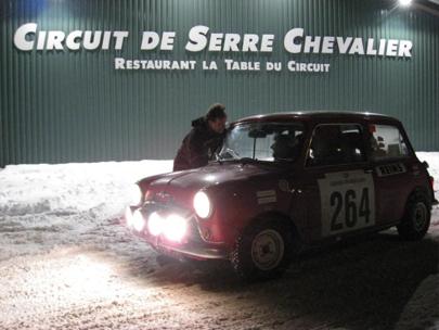 Ice circuit
