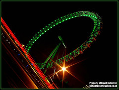 London Eye Green and Red Colors at night (david gutierrez [ www.davidgutierrez.co.uk ]) Tags: street city uk greatbritain travel pink light england urban sculpture irish orange white color reflection building green london eye colors yellow thames architecture modern night dark spectacular geotagged photography lights pier interestingness arquitectura cityscape darkness riverside unitedkingdom britain dusk walk centre cities cityscapes londoneye landmark center icon structure architectural explore nighttime finepix architektur nights fujifilm sensational metropolis impressive streaming offices stpatricksday countyhall nightfall municipality edifice greencolors greenisthenewblack s6500fd s6000fd fujifilmfinepixs6500fd itsstpatricksday londoneyegreen