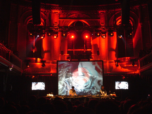 DJ Shadow & Cut Chemist @ Paradiso