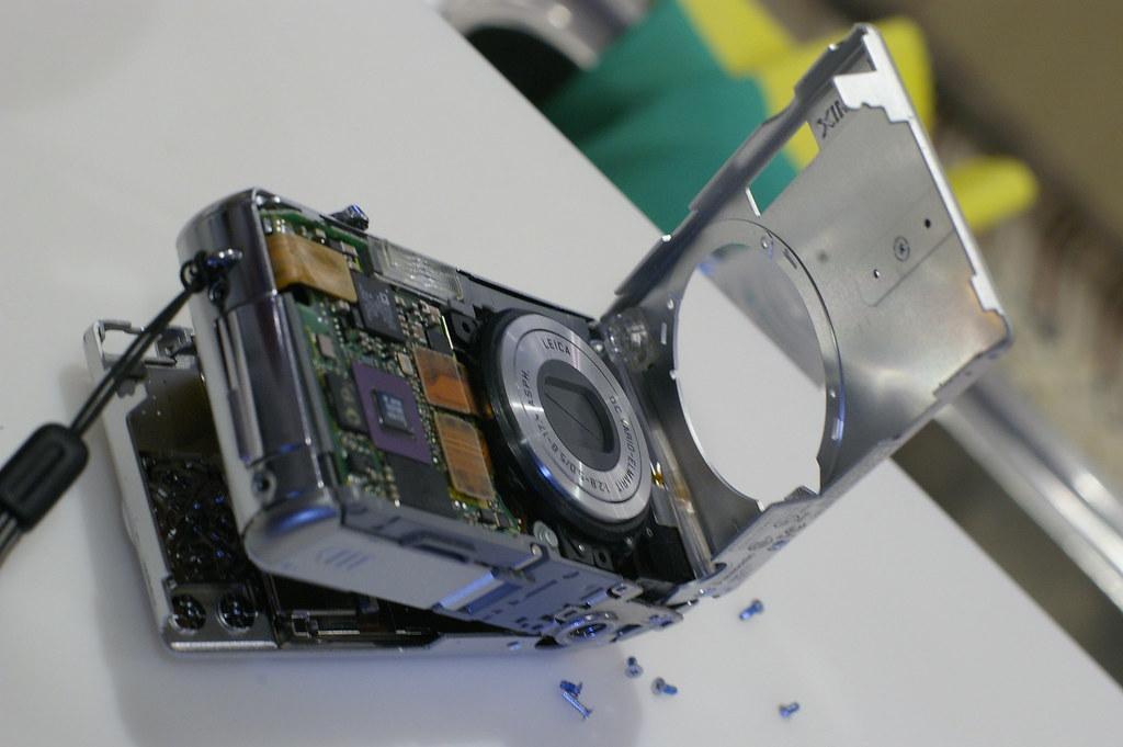 Dead Camera