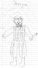Fiddler on Roof Tevya