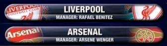 Liverpool - Arsenal 4th match