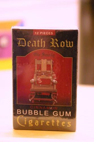 Death Row cigarettes