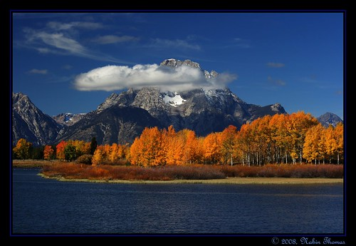 Grand Tetons - Oxbow Bend