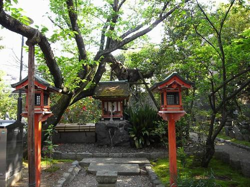元興寺(お社)-19