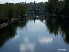 Ro Lujn (roxboyer) Tags: water ro luces agua estudio ojos tres reflejos lujn miargentina