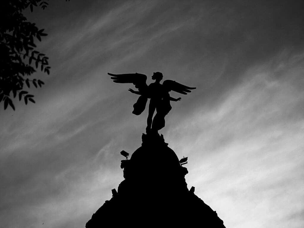 cielo sobre madrid