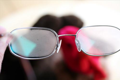 Foggy Lens