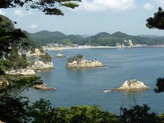 Saga-kei views (Stop carbon pollution) Tags: japan 日本 honshuu 本州 touhoku 東北 miyagiken 宮城県 okumatsushima 奥松島 miyatojima 宮戸島